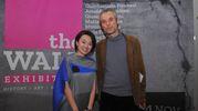 Hitomi Sato e Gregoire Du Pont  (foto Schicchi)