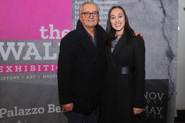 Bruno Borsari e Arianna Morganti  (foto Schicchi)