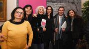 Nadia Monti, Marzia Chesso, Antonella Pasini, Alessandra Paganelli, Massimo Zanetti e Maurizia Lanzoni  (foto Schicchi)