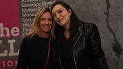 Rosella Barbaro e Stefania Dal Rio  (foto Schicchi)