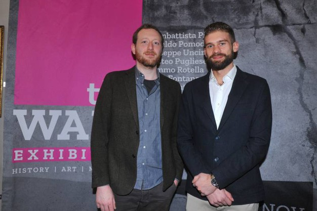 Andrea Nadalini e Vincenzo Coloccia  (foto Schicchi)