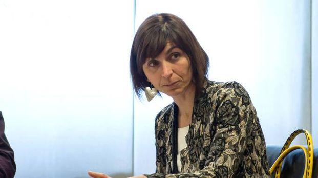 Il sindaco Michela Palestra