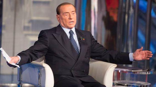 Silvio Berlusconi (ImagoE)