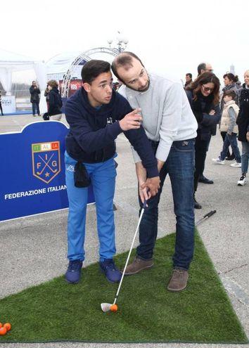 L'assessore allo sport, Andrea Vannucci (New Pressphoto)