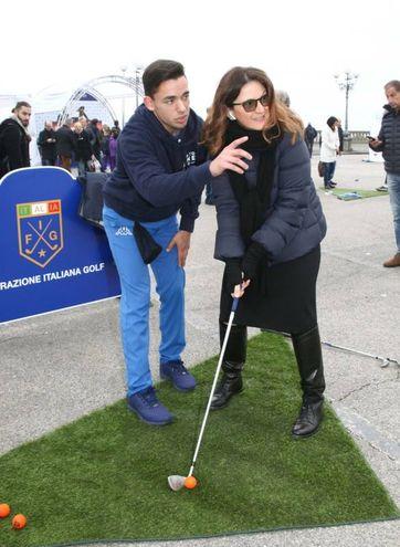 Il vice sindaco Cristina Giachi (New Pressphoto)