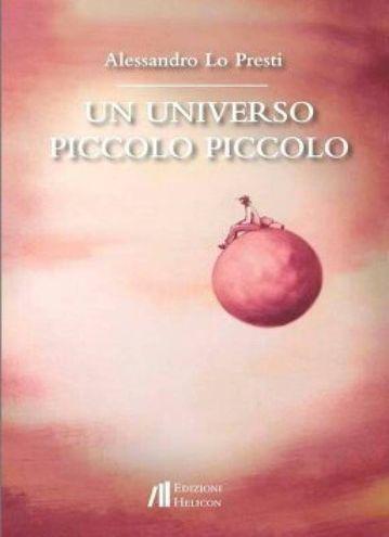 La copertina del libro di Alessandro Lo Presti