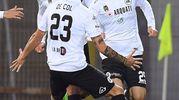 Spezia-Pescara, le immagini della partita (LaPresse)