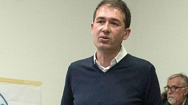 Il sindaco Roberto Di Stefano