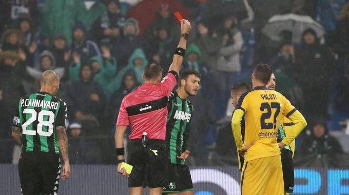 Sassuolo sconfitto in casa dal Verona