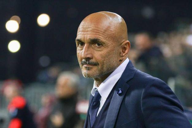 Luciano Spalletti (Ansa)