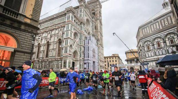 Un momento della maratona 2017 (Fotocronache Germogli)