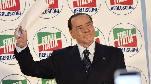 Silvio Berlusconi a Idee Italia