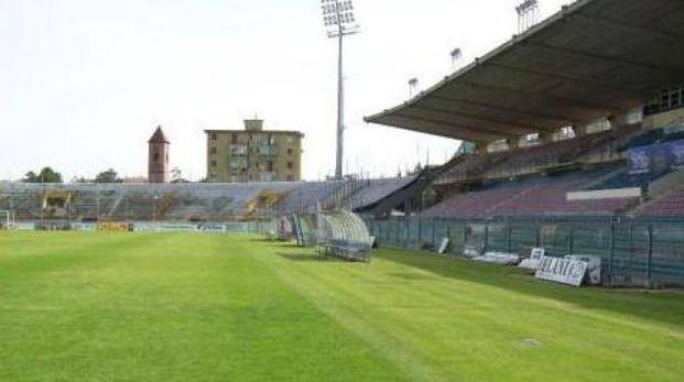 Uno scorcio dell'Arena Garibaldi