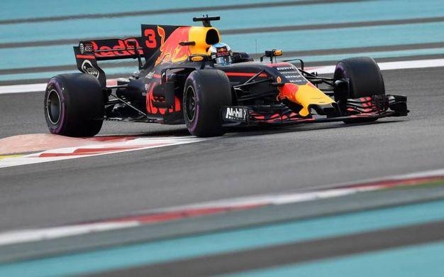 Daniel Ricciardo (Afp)