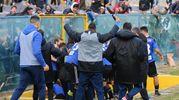 Pisa-Livorno, le foto del derby (Valtriani)