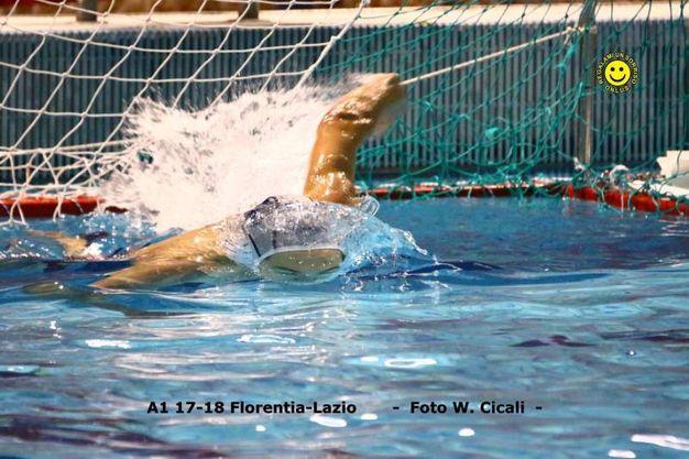 Pallanuoto, Rari Nantes-Lazio (foto Regalami un sorriso onlus)