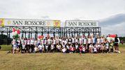 Campionato italiano di cross a San Rossore (foto Regalami un sorriso onlus)