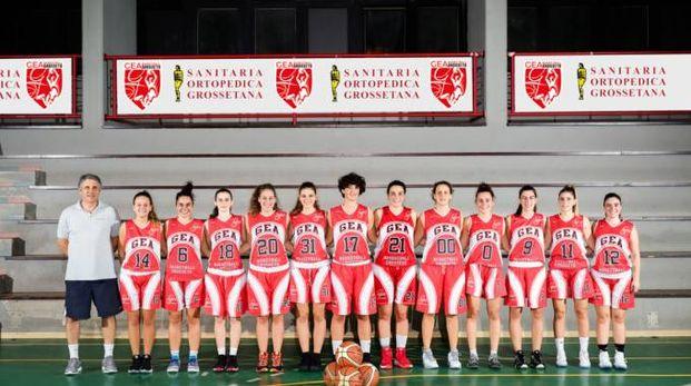 Il team femminile in crescita