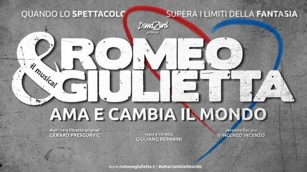 ROMEO E GIULIETTA Ama e cambia il mondo 27-29 aprile