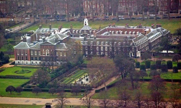 Nottingham cottage ecco la futura casa di harry e meghan for Interno kensington palace