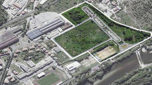 L'area di Sant'Andrea a San Giovanni
