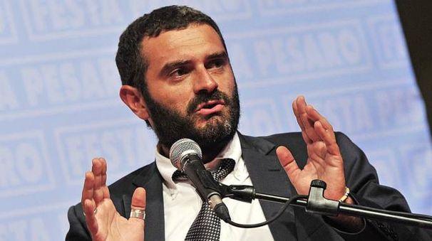 L'ex-segretario provinciale del Pd Marco Marchetti