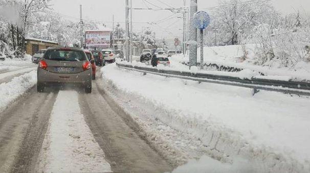 Previsioni meteo dove cadr la neve coinvolte milano e for Mercatini torino oggi