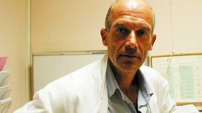 Il primario Gregorio Del Boca