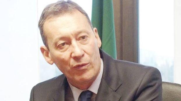 Il questore Paolo Rossi