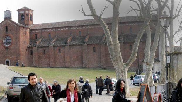 L'abbazia di Morimondo (Studio Sally)
