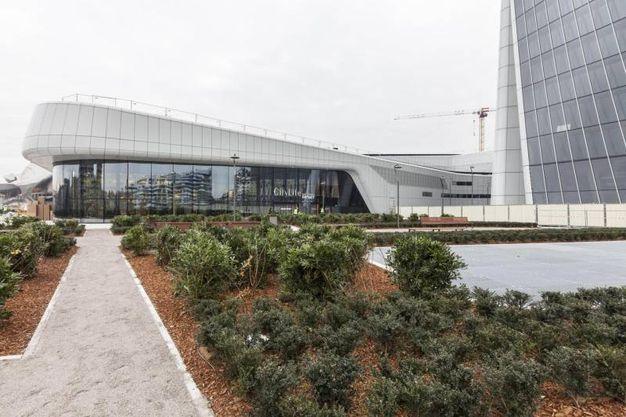Il 30 novembre l'inaugurazione del distretto commerciale urbano (Ansa)