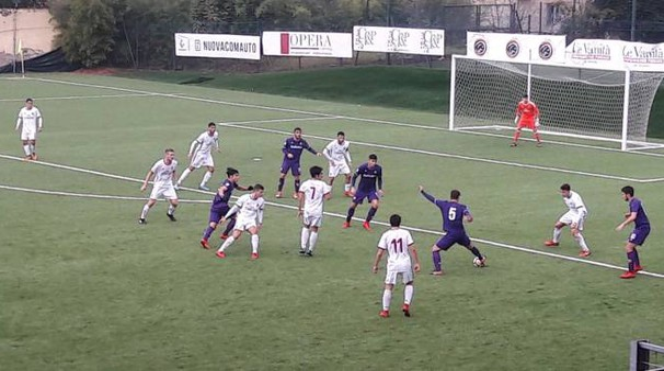 Fiorentina-Milan, Coppa Italia Primavera