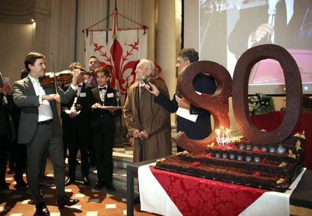 Fiorino d'oro a Narciso Parigi (Umberto Visintini/New Press Photo)