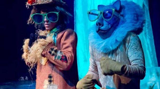 Il Mago di Oz Foto @teatrocolla.org
