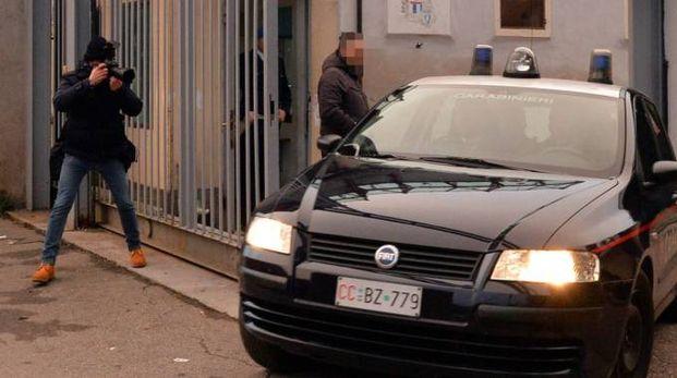 L'ingresso e carcere di Varese