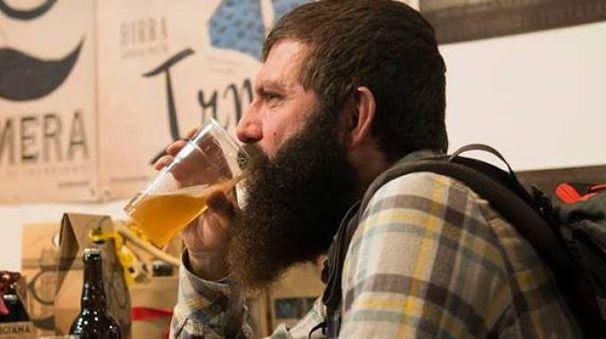La degustazione di una birra