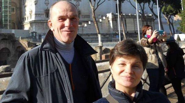 Nicola Pontiggia e Svetlana Balica