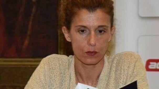 L'ormai ex assessore Michela Fortuna