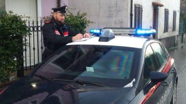 L'operazione dei carabinieri a Capannori