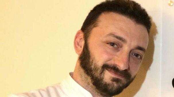 Stefano Pinciaroli, chef-guida all'iniziativa