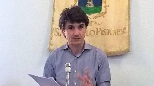 Giacomo Buonomini, assessore allo sport di San Marcello Piteglio