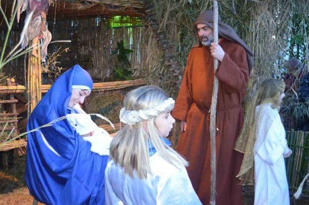 San Miniato Basso, il presepe vivente