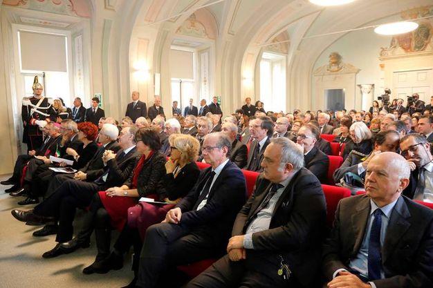 L'inaugurazione dell'anno accademico della Sant'Anna foto Valtriani/Teta