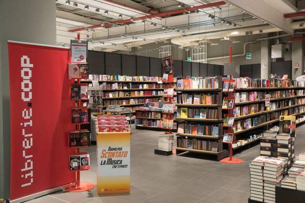 Anche la libreria
