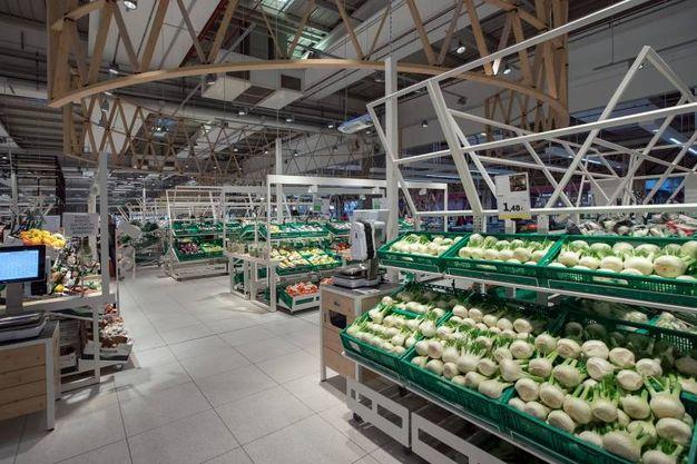L'area verdura