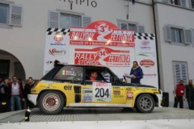 Rally della Fettunta - vetture storiche