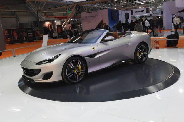 La Ferrari Portofino, la protagonista a 4 ruote