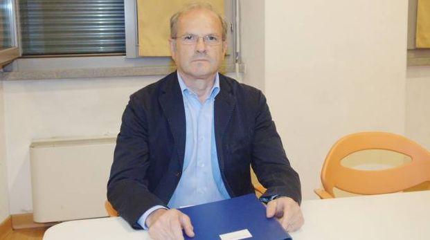 L'assessore Alberto Leoni