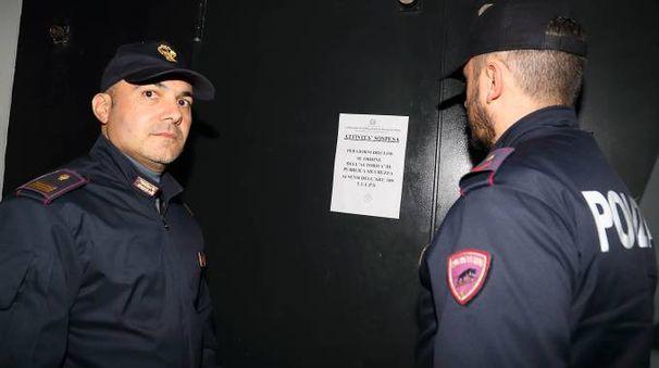 La polizia ha chiuso la discoteca di Villa Resort per 10 giorni
