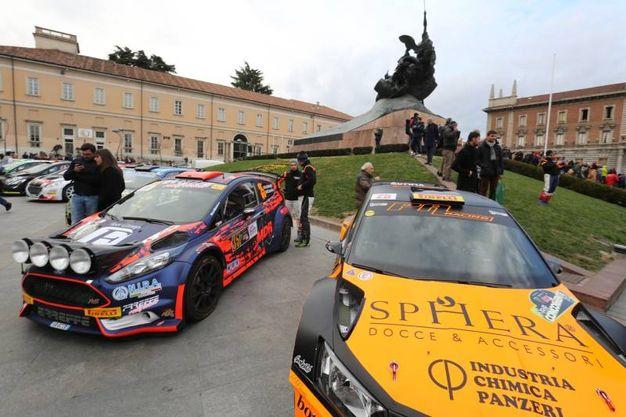 Il Rally di Monza/foto Rossi